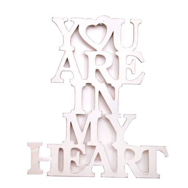 Cartel MY HEARTH