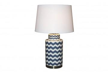 Lámpara porcelana
